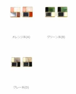 ミルブラン ピアス Mille blanc TM50P2AN-268 国内正規品 2017秋冬新作 メール便可能商品[M便 1/5]