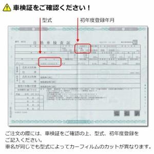 オデッセイ用カット済みカーフィルム【RB1/RB2】