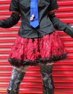 【ゴスロリ ロリィタ スカート】パニエ ボリューム 大人 スカート チュール パーティードレス コスプレ  コスプレ衣装 セクシー 制服