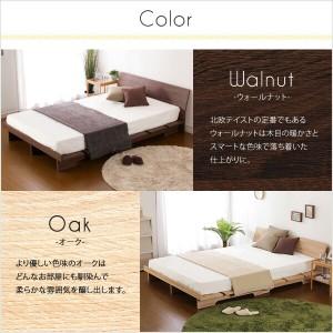 【送料無料】 木製フロアベッド ベルモット-VERMOUTH-(シングル) (ポケットコイルスプリングマットレス付き)