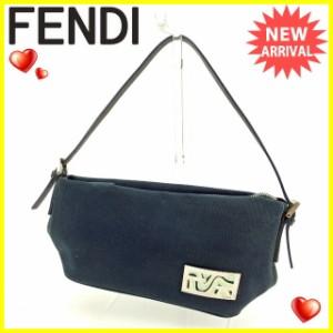 フェンディ FENDI ショルダーバッグ ハンドバッグ メンズ可 FFプレート 人気 B872