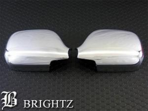BRIGHTZ bB bb Bb BB NCP 30系 NCP30 NCP31 NCP35 NCP34 クロームメッキミラーカバー MIR−SID−047