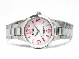 CITIZEN シチズン腕時計 レディス レディース ソーラー lilish リリッシュソーラー腕時計 うでどけい レディス ladies H027-902 ステンレ