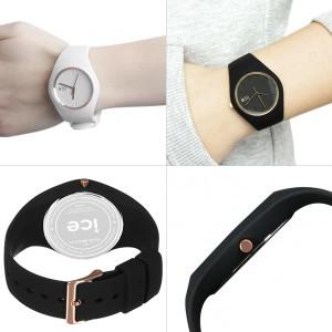 アイスウォッチ ICE WATCH アイスグラム 腕時計 メンズ レディース ユニセックス 男女兼用 ウォッチ シリコン ラバー10気圧防水 MEN'S 女