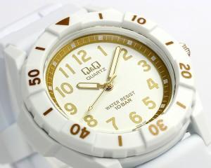 【CITIZEN】【Q&Q】 シチズン カラフルウォッチ 腕時計 10気圧防水 ラバー メンズ レディース キッズ