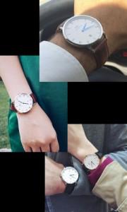 ダニエルウェリントン 新作 Dapper ダッパー 腕時計 メンズ レディース 38mm 革ベルトレザー 人気 ブランド ウォッチ