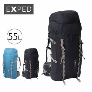 エクスペド EXPED バックカントリー55 【送料無料】 リュック ザック リュックサック 登山 アウトドア バックパック 軽量 メンズ 男性