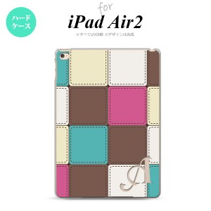 【iPad Air 2】【スマホケース/スマホカバー】【アイパッド エアー 2】iPad Air 2 スマホケース カバー アイパッド エアー 2 イニシャル