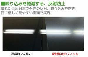 メール便送料無料/ASUS VC239H-W[23インチ]機種で使える 反射防止 液晶保護フィルム