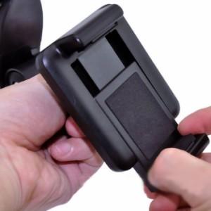 メール便送料無料/docomo(ドコモ)シャープ AQUOS PHONE f SH-13C[3.7インチ]サンバイザー取付タイプ スマートフォン用 クリップ式 ホル