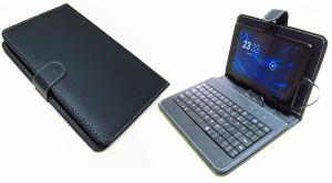 メール便送料無料/ASUS MeMO Pad 7 ME572CL-GD16LTE[7インチ]指紋防止 クリア光沢 液晶保護フィルム と キーボード機能付き タブレット