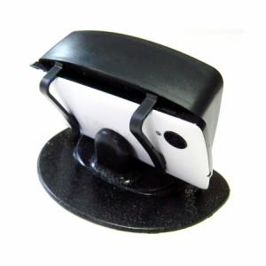 メール便送料無料/au HTC J One HTL22[4.7インチ]機種対応スマートフォン用サンバイザー と シリコン製スタンド と 反射防止 液晶保護フ
