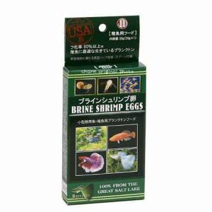 日本動物薬品 ニチドウ ブラインシュリンプエッグス 20g ソルトレイク産 卵