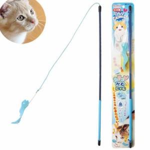 ペッツルート シリコンかむにゃむ ヘビさん 猫 おもちゃ 日本製