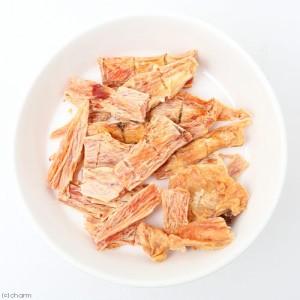 JINJIN おやつ 極 鶏ささみ 一口カット 40g 完全無添加 純国産