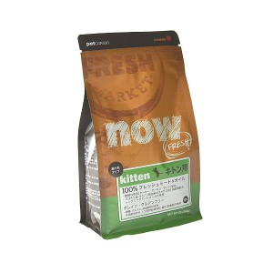 NOW FRESH Grain Free キトン 454g