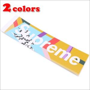 (新品)SUPREME(シュプリーム) Mendini Box Logo Sticker(ステッカー) 290-003836-013 (グッズ)