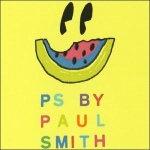 ポールスミス ポール・スミス Watermelon Smile プリントTシャツ イエロー S
