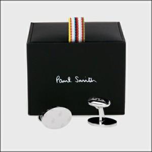 ポールスミス ポール・スミス ペイズリー&ラビット カフス 002