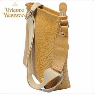 Vivienne Westwood ヴィヴィアン ウエストウッド アーサー ショルダーバッグM マスタード