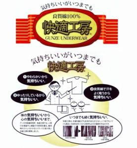 NEW!【ショーツ】レディース快適工房(KH3070)日本製/腰ゴム入れ替え可能/グンゼ下着/gunze/ショーツレディース/パンツ/レディース