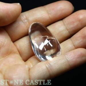 ☆置石一点物☆【天然石 置き石】ルース レインボー水晶 No.07 パワーストーン