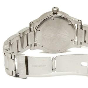 ニクソン 腕時計 レディース/メンズ NIXON A277000 DIPLOMAT SS ウォッチ シルバー/ブラック