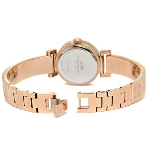 【あす着】コーチ 時計 レディース COACH 14502203 MADISON FASHION マディソンファッション ブレスレット 腕時計  ローズゴールド
