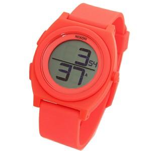 ニクソン 時計 レディース NIXON A4172054 THE TIME TELLER DIGI タイムテラーデジ 腕時計 ウォッチ オレンジ