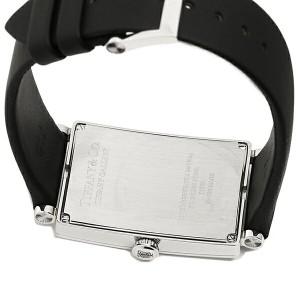 【あす着】ティファニー 時計 メンズ TIFFANY&Co. Z3002.10.10A10A68A GALLERY   腕時計 ウォッチ ブラック