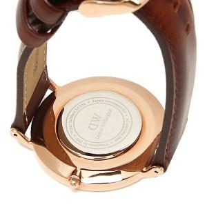 【あす着】ダニエルウェリントン 時計 メンズ/レディース Daniel Wellington 0507DW CLASSIC 36mm 腕時計 ウォッチ STANDREWS/ROSEGOLD