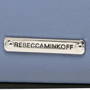 【あす着】レベッカミンコフ ショルダーバッグ REBECCA MINKOFF HF35EFCX11 418 ブルー