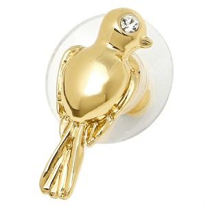 【あす着】ケイトスペード ピアス アウトレット KATE SPADE O0RU0985 711 Gold Tone Bird Stud Earrings A315 GOLD ゴールド