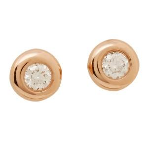 ティファニー ピアス TIFFANY&Co. 28334206 ダイヤモンド バイ ザ ヤード 0.06ct 18R ローズゴールド m_bf