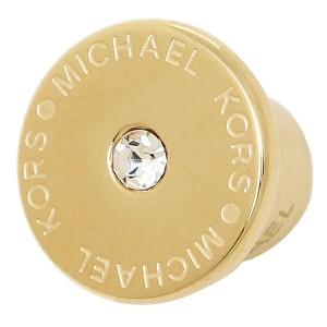 マイケルコース ピアス アクセサリー MICHAEL KORS MKJ4668710 LOGO EARRINGS ゴールド レディース tem_b