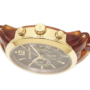 マイケルコース 時計 MICHAEL KORS MK6235 AUDRINA オードリナ 腕時計 ウォッチ ブラウン/ゴールド レディース tem_b