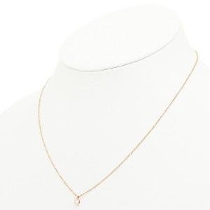 ティファニー ネックレス アクセサリー TIFFANY&Co. 30223942 ソリティア ダイヤモンド 16IN 18R ペンダント ローズゴールド