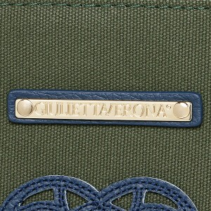 【あす着】ジュリエッタヴェローナ バッグ GIULIETTAVERONA GV006 PRIMA DONNA S ショルダーバッグ 2WAYバッグ GREEN