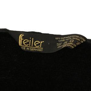 【あす着】FEILER フェイラー スポーツタオル Sport Towel イリーナ Irina ブラック black
