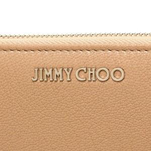 【あす着】ジミーチュウ レディース 長財布 JIMMY CHOO PIPPA-GRZ ライトピンク