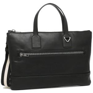 【あす着】バリー ビジネスバッグ メンズ BALLY 6214199 ブラック