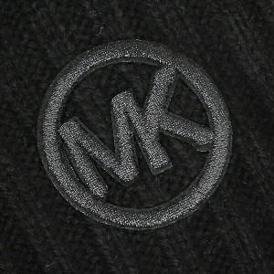 【あす着】マイケルコース マフラー レディース MICHAEL KORS 537173 BLACK ブラック