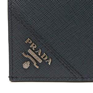 プラダ 長財布 メンズ PRADA 2MV836 QME F0216 ネイビー