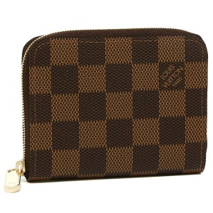LOUIS VUITTON ルイヴィトン N63070 ダミエ ジッピー コインパース