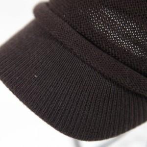 セール/2個1000円引き/[メール便]帽子/コットンニットキャスケットつば付きニット帽/メンズレディース ckni0184