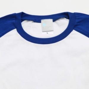 [メール便]レディース無地ラグランTシャツ disp0532 特価