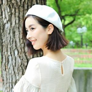セール/2個1000円引き/[メール便]帽子/選べる20色!コットンベレー帽/レディースメンズ cber0015