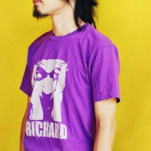 [メール便]deuse限定 メンズコラボTシャツ 「Richard」 ANDE-005 vani0005