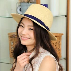 セール/2個1000円引き/帽子/フリンジ中折ハット/レディース cnak0622