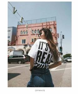 SALE 40%OFF ジェイダ GYDA Coca-cola BIG Tシャツ レディース 半袖 カジュアル トップス 春 コカコーラ ロゴ 大きめ ゆったり